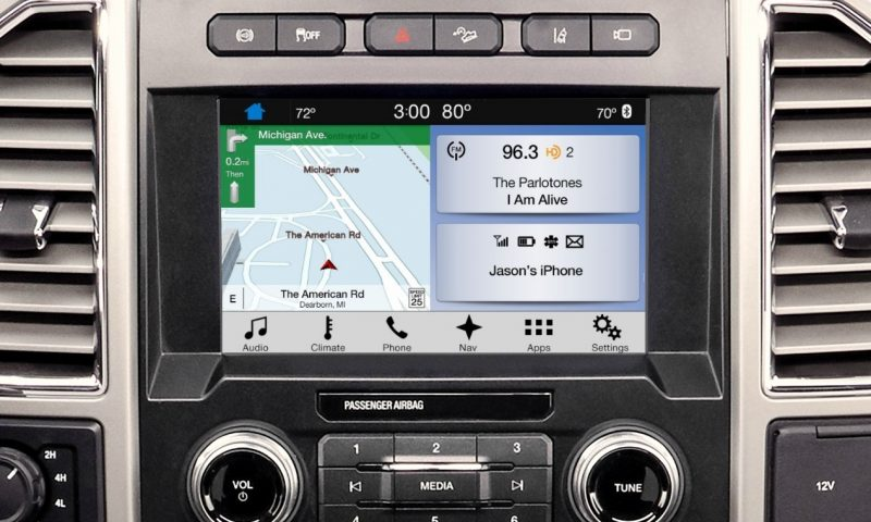 Ford Lincoln Navigation Upgrade For Sync3 Adc Mobile