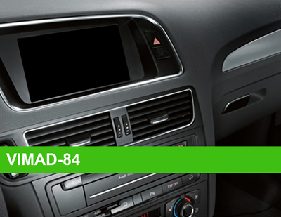 VW / Audi Video in Motion Override for MMI / RNS-850