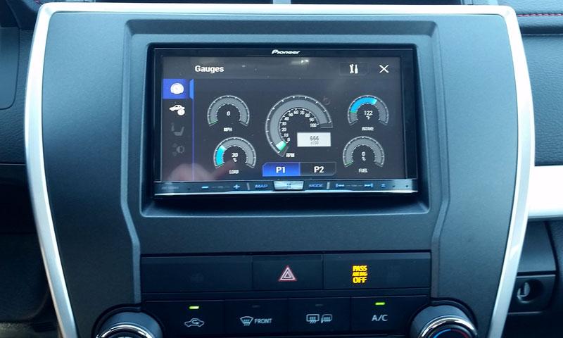 Pioneer 7″ Navigation AVIC-7201NEX – ADC Mobile