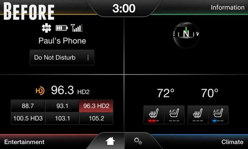 ford lincoln my touch to sync3 upgrade for non navi radio. Black Bedroom Furniture Sets. Home Design Ideas