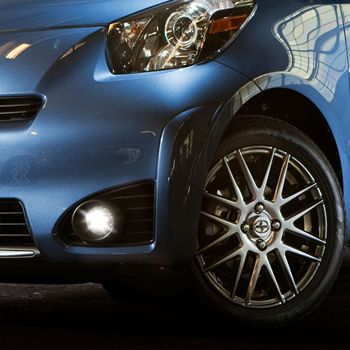 Scion Halogen Fog Lights