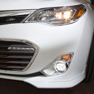 Toyota LED Fog Light Upgrade
