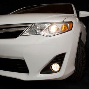 Toyota Halogen Fog Lights
