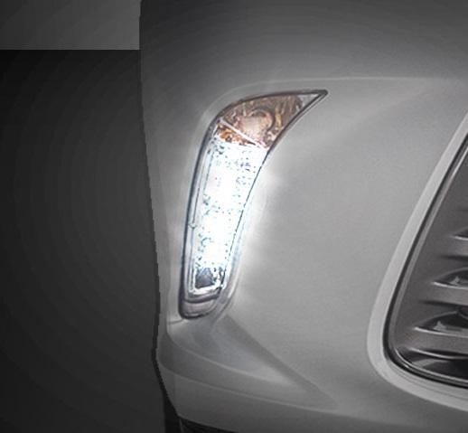 2015 17 Toyota Camry Led Daytime Running Light Kit Adc