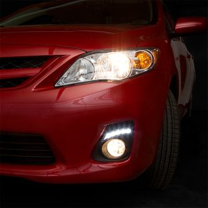 Toyota Halogen Fog/LED DRL