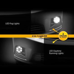 Toyota LED Fog/DRL Lights
