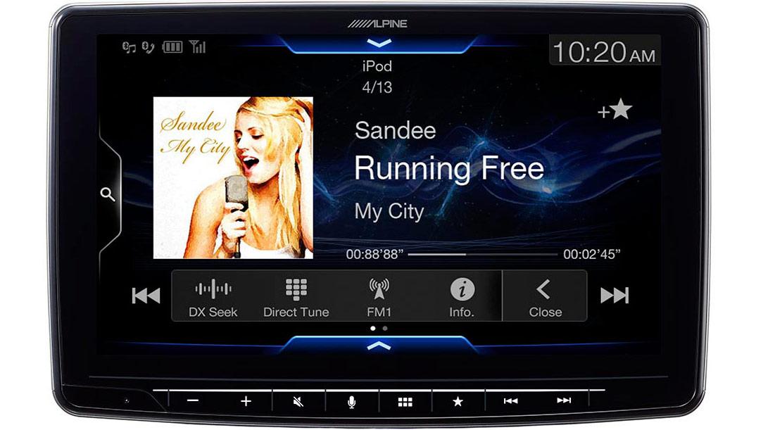 Keyless Entry Remote >> Alpine HALO ILX-F309 Multimedia Receiver – ADC Mobile