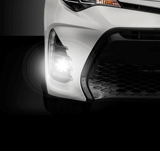 2017 18 Toyota Corolla Led Fog Light Kit Adc Mobile