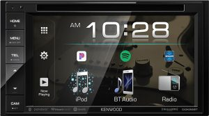 Kenwood 6 2 Monitor Receiver Ddx 26bt Adc Mobile