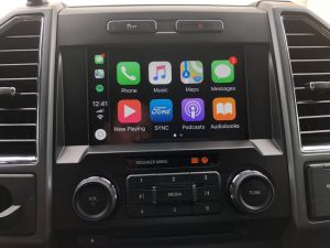 2017 2019 Ford F 250 Amp F 350 Superduty 4 To 8 Sync 3