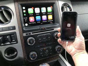 ford sync 3 pair phone