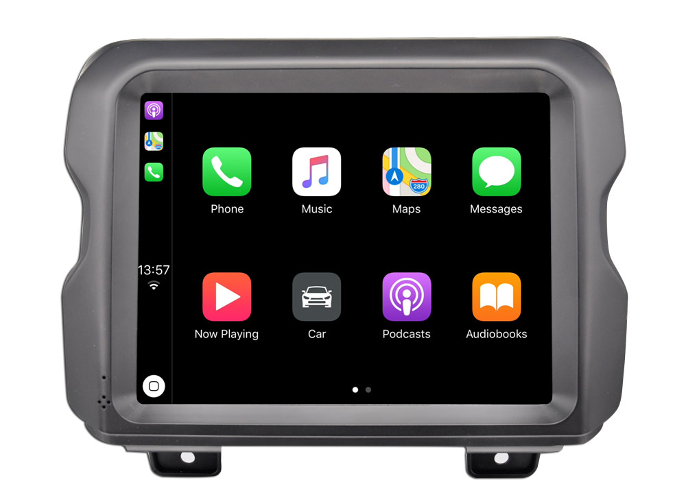 2018-2019 Jeep Wrangler JL 8 4″ Android Tablet Radio Replacement